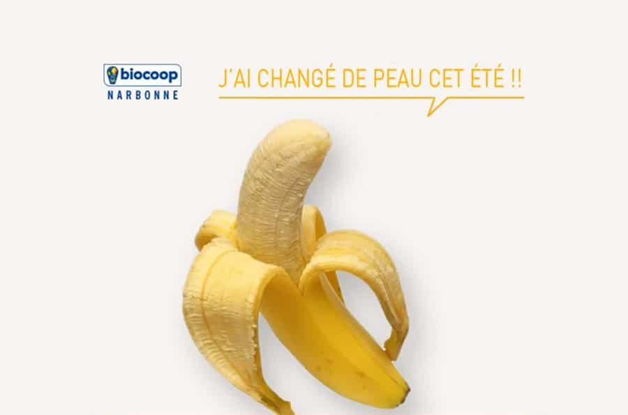 Biocoop Terrabio - Campagne de commnication - DEFACTO agence de communication à Narbonne