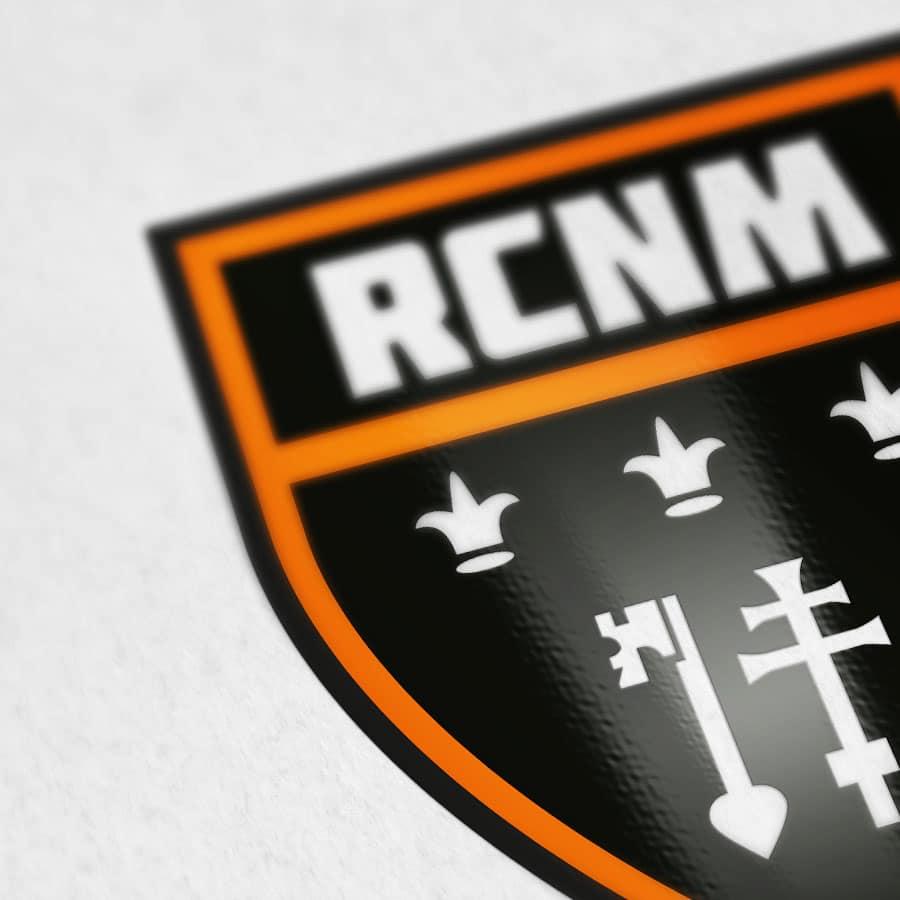 Defacto agence de communication Narbonne - RCNM Association - site internet