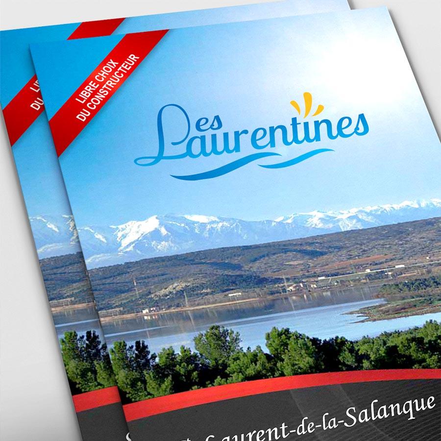 SM Amenagement - Les Laurentines - Defacto - plaquette