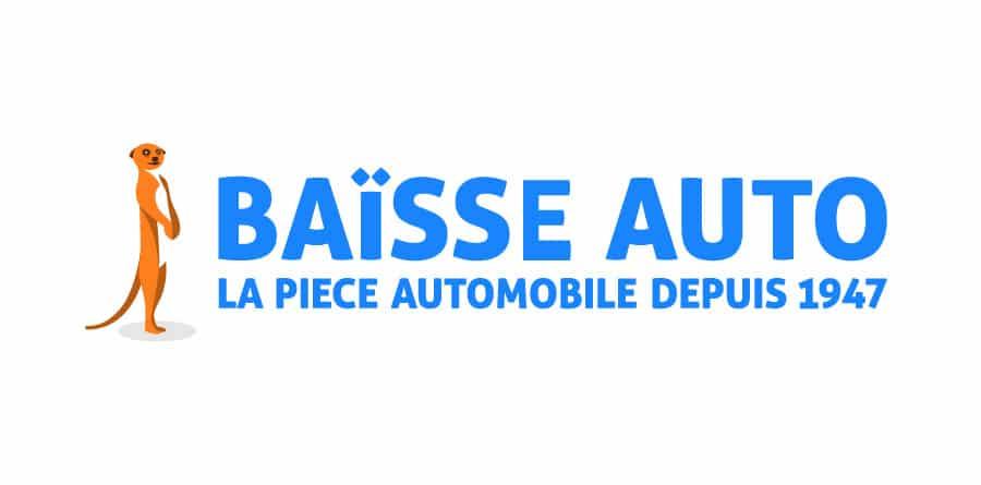 Baïsse - identité et logo - DEFACTO agence de communication à Narbonne