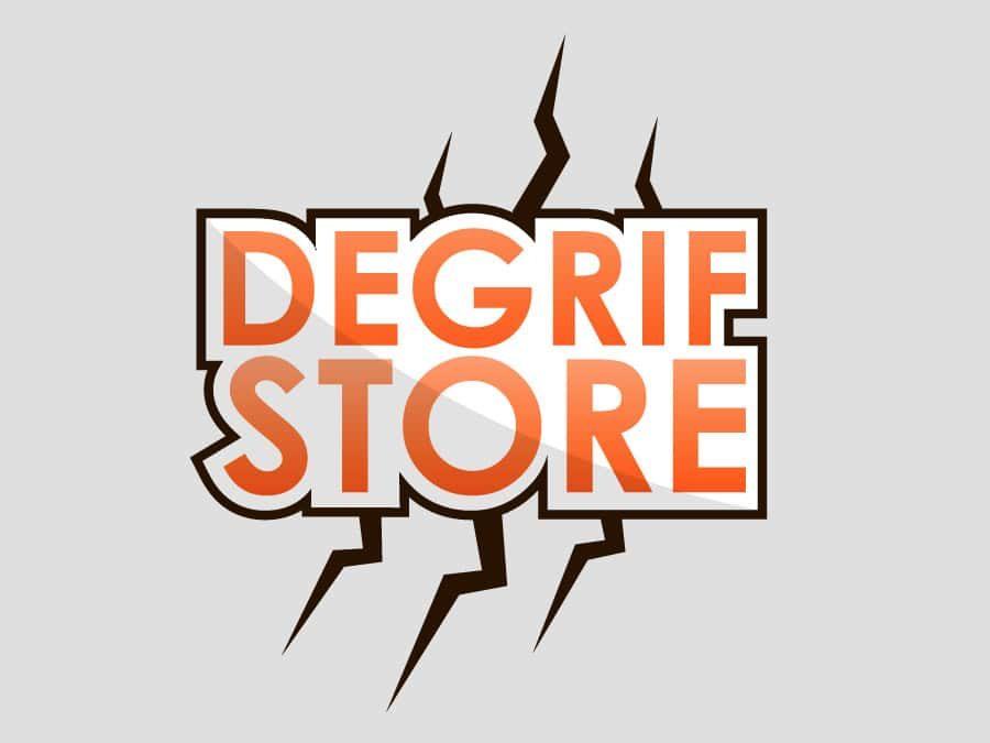 Degrif Store – Logo & Façade