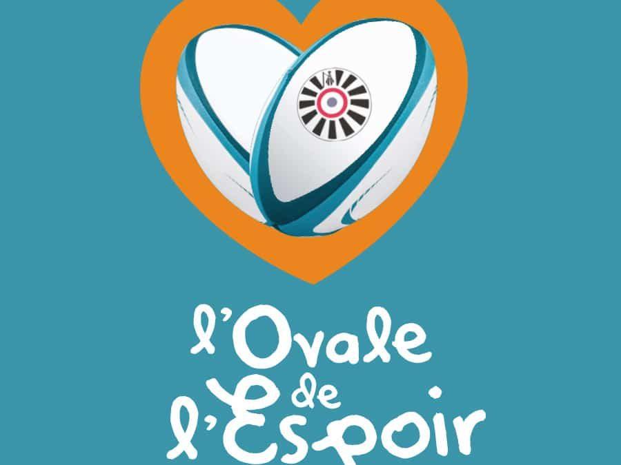 L'Ovale de l'Espoir – Logo