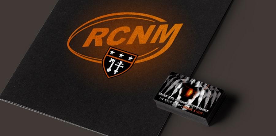 RCNM - conseil - DEFACTO agence de communication à Narbonne
