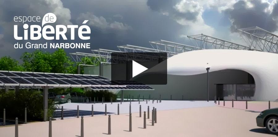 Espace de Liberté - Vidéo - DEFACTO agence de communication à Narbonne