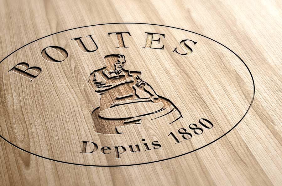Tonnellerie Boutes – refonte du logo