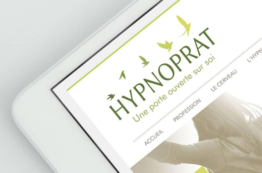Defacto agence de communication à Narbonne - site internet responsive - hypnoprat