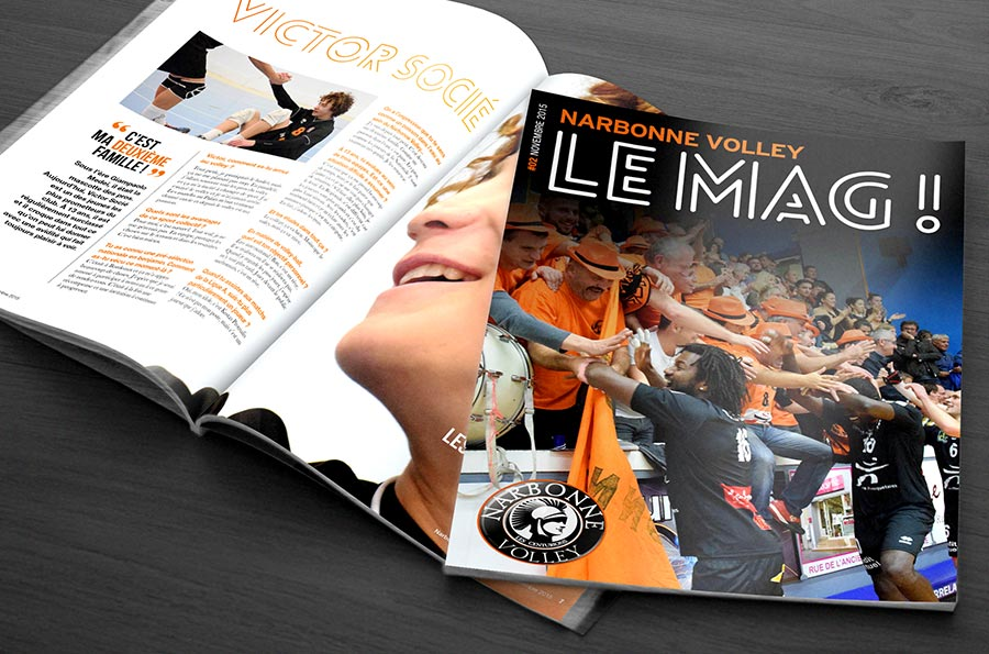 Narbonne volley – Le Webmag