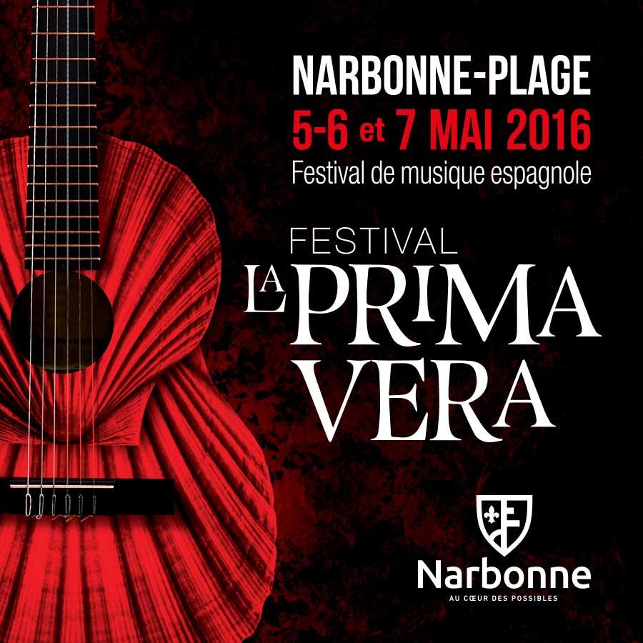 Defacto - campagne de communication - Primavera - Mairie de Narbonne - Visuell