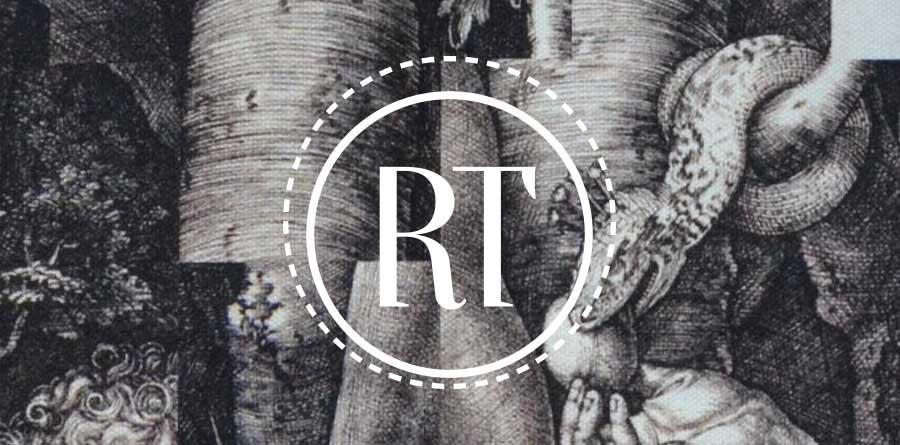 Révolution Tissus à Narbonne - Defacto agence de communication - logo