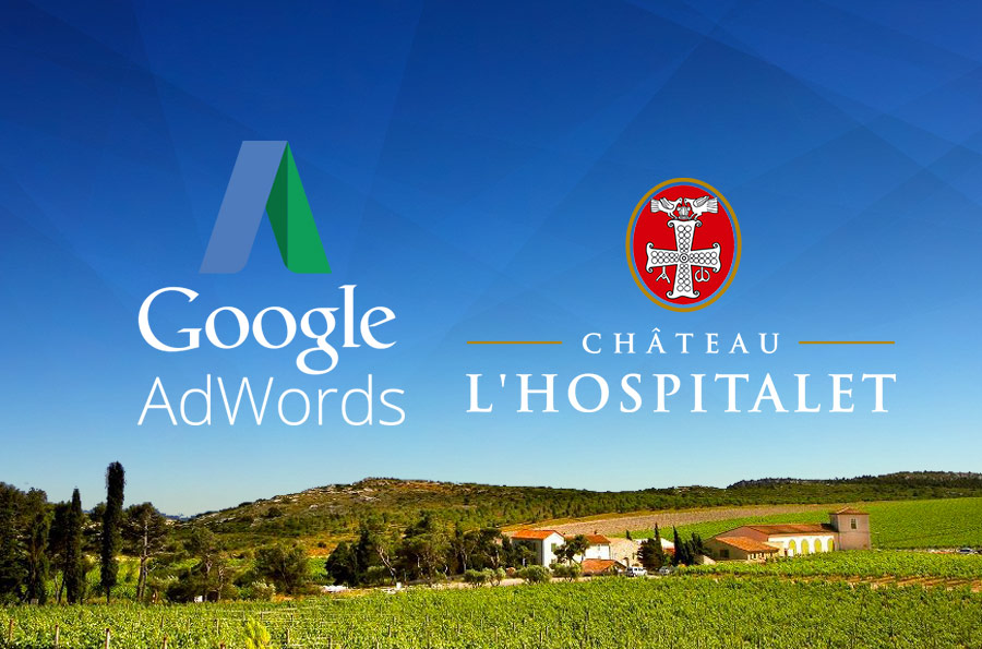 campagne-google-adwords-chateau-hospitalet-defacto-agence-communication