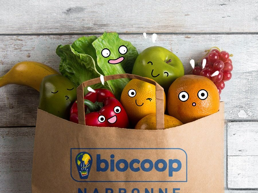 Biocoop – Campagne de communication