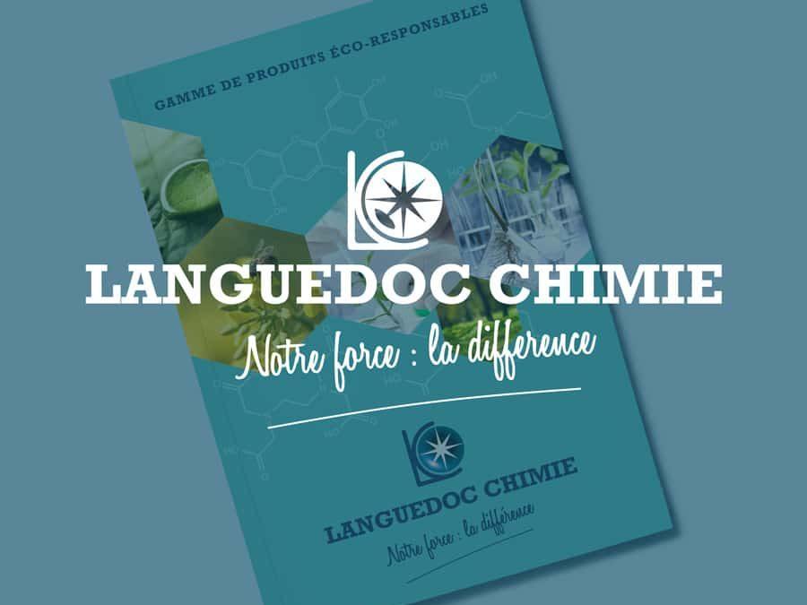 Languedoc-Chimie : plaquette commerciale