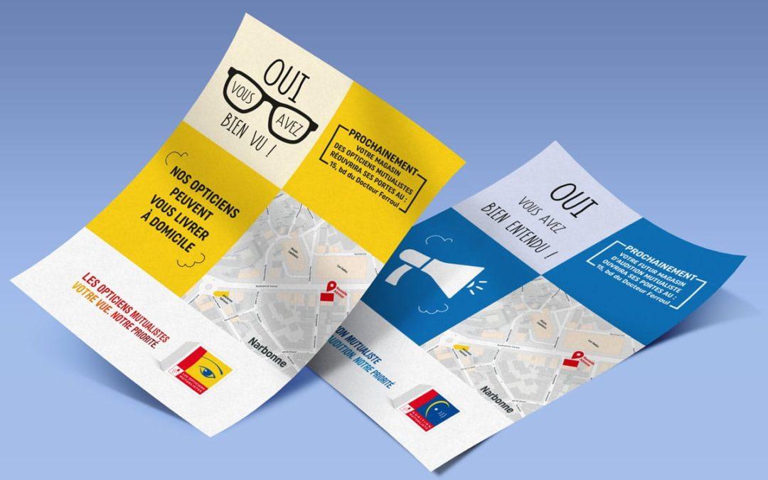 Mutualité Française de l'Aude – Communication