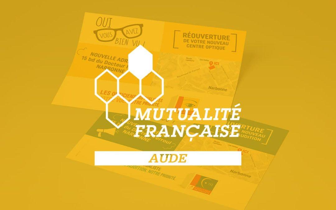MUTUALITÉ FRANÇAISE DE L'AUDE