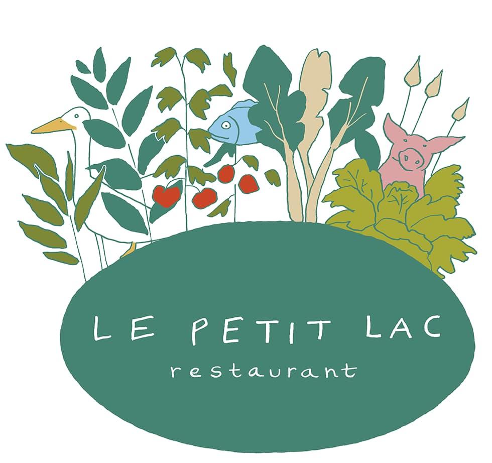 DEFACTO Design de marque - Logo Le Petit Lac
