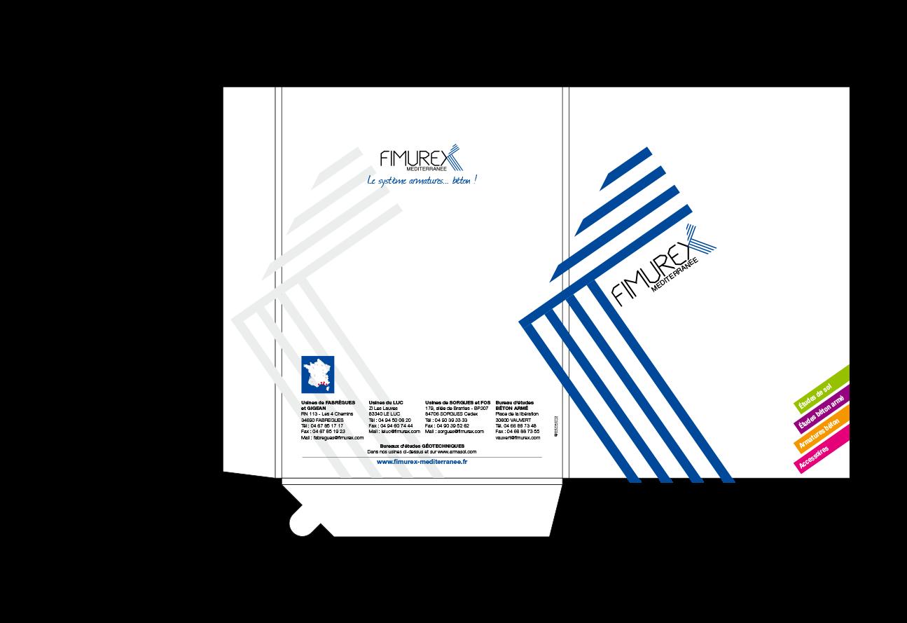 DEFACTO Design de marque - Mockup Design de Marque Fimurex